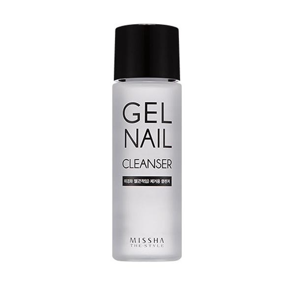 THE STYLE GEL NAIL CLEANSER