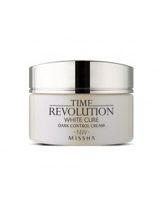 TIME REVOLUTION WHITE CURE DARK CONTROL CREAM