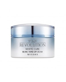 TIME REVOLUTION WHITE CURE BLANC TONE-UP CONTROL CREAM