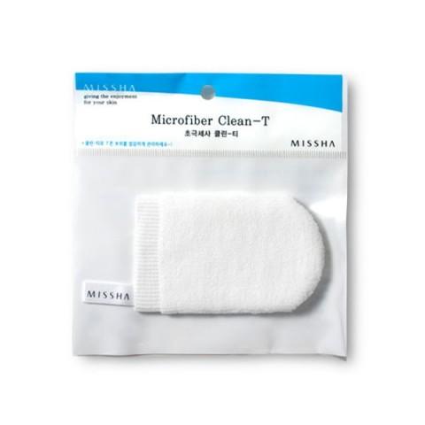 MISSHA MICROFIBER CLEAN-T