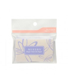 MISSHA MAGIC VIEW OIL PAPER (100P)