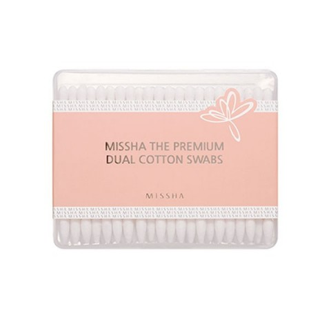 MISSHA THE PREMIUM DUAL COTTON SWABS