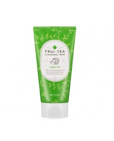 MISSHA FRUI–TEA CLEANSING FOAM (APPLE TEA)
