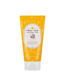 MISSHA FRUI–TEA CLEANSING FOAM (LEMON TEA)