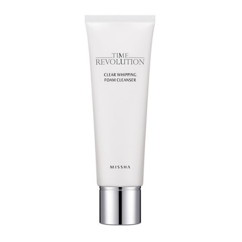 TIME REVOLUTION CLEAR WHIPPING FOAM CLEANSER