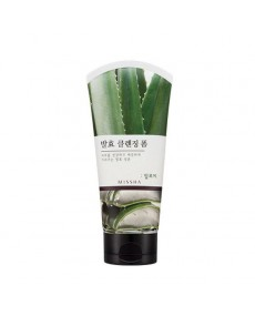 MISSHA FERMENTED ALOE CLEANSING FOAM