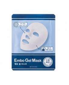 MISSHA EMBO GEL MASK (WATERFUL BOMB)