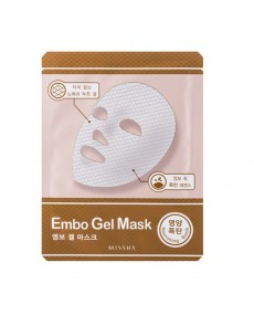 MISSHA EMBO GEL MASK (NOURISHING BOMB)