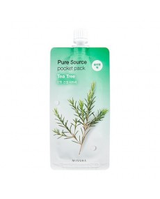 Pure Source Pocket Pack - tea tree