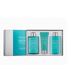 For Men Sebum Breaker Set