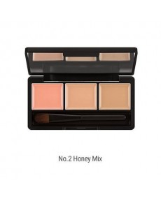 CLOSING COVER PALETTE CONCEALER (NO.2/HONEY MIX)