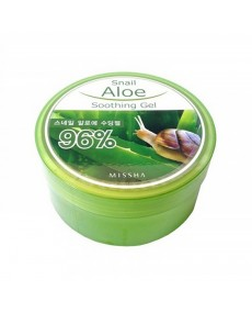 SNAIL ALOE SOOTHING GEL
