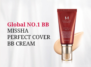 Global NO.1 BB MISSHA PERFECT COVER BB CREAM